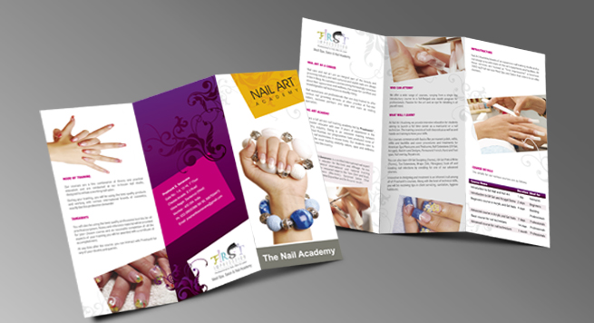 First Impression Two Fold Brochure
