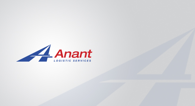 Anant Logistic Services Logo Design