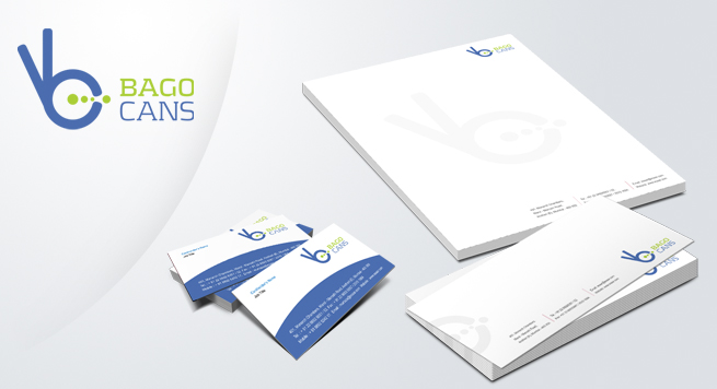 Bago Cans Corporate identity