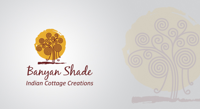 Banyan Shade Logo Design