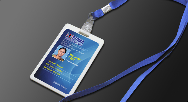 ID Cards Design and Printing for Real Estate Company