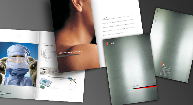 Lotus Surgicals Pvt. Ltd. Booklet