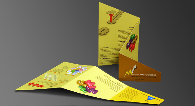 Mohana HR Futuristics Two Fold Brochure