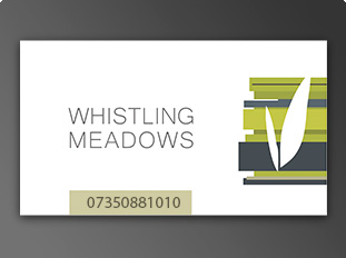Whistling Meadows Hoarding