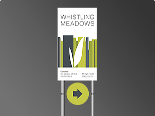Whistling Meadows Pylon