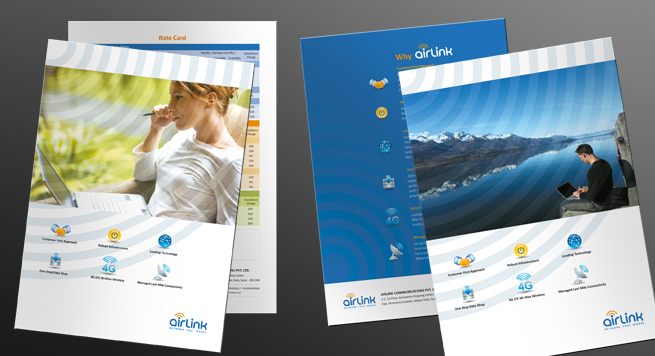 Airlink Single Page Brochure