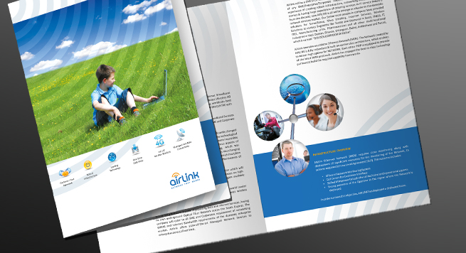 Airlink One Fold Brochure