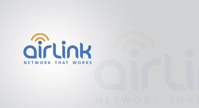 Airlink Logo Design