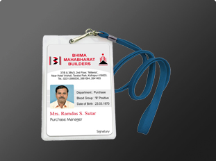 Online Id Cards Printing Upload Or Use Free Designs To