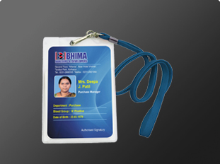 Online id cards printing upload or use free id cards designs to bhima builders developers reheart Image collections