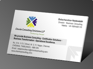 Online business card printing upload or use free business card chords consulting solutions reheart Choice Image