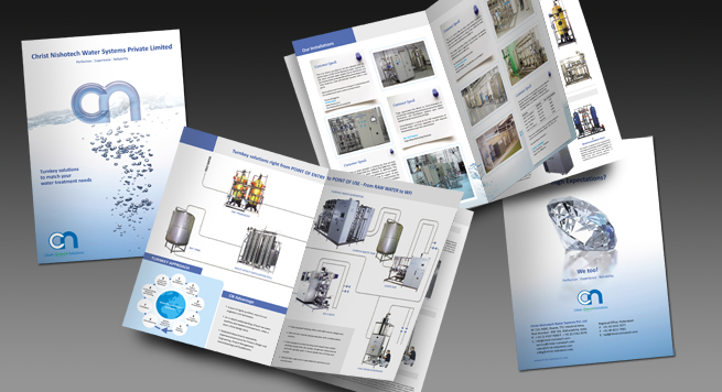Christ Nishotech Water Systems Pvt. Ltd. Booklet