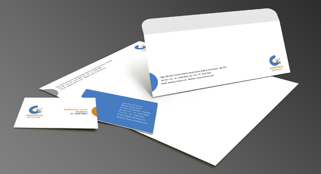 Crinntech Solutions Corporate identity