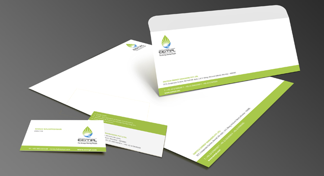 Entech Energy Managers Pvt. Ltd. Corporate identity