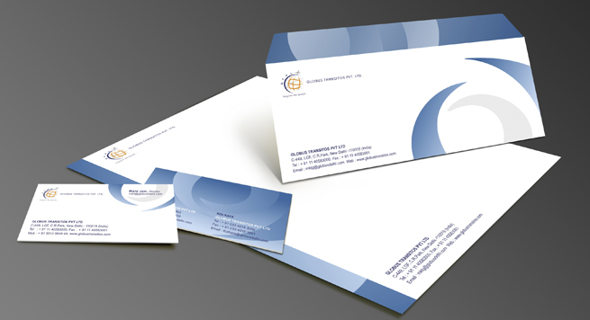 Globus Transitos Pvt. Ltd. Stationery Set