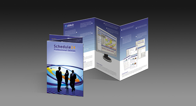 Intellicate Ltd Two Fold Brochure