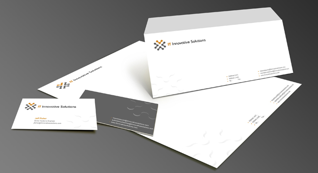 IT Innovative Solutions Corporate identity
