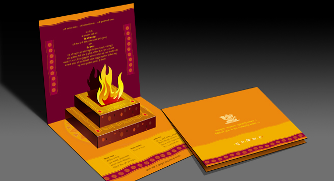 Invitation Design And Printing For Wedding Invitation