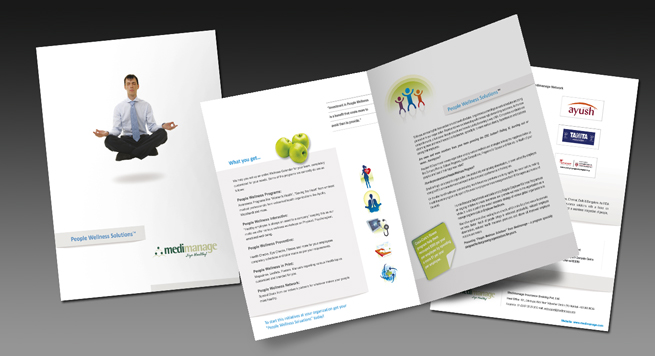 Medimanage One Fold Brochure