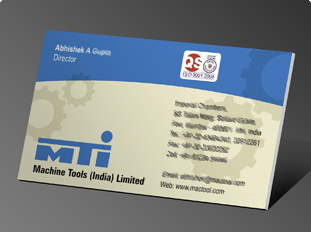 Machine Tools India Ltd