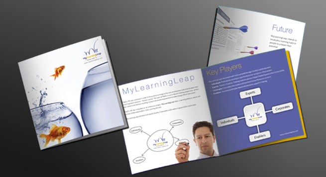 My Learning Leap Booklet