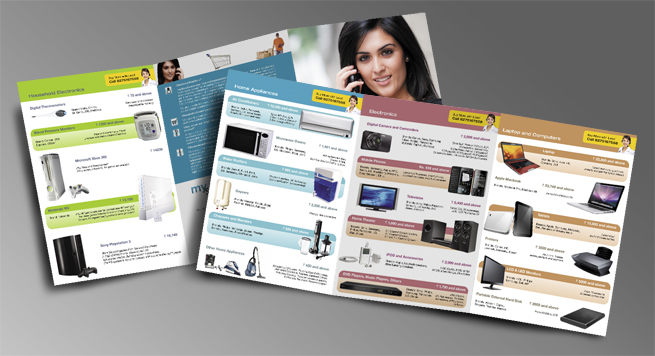 Product Catalogue Design And Printing For Electronic And