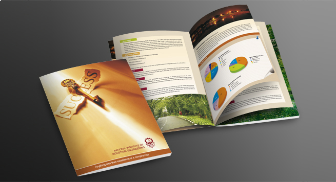 National Institute Of Industrial Engineering - NITIE Booklet