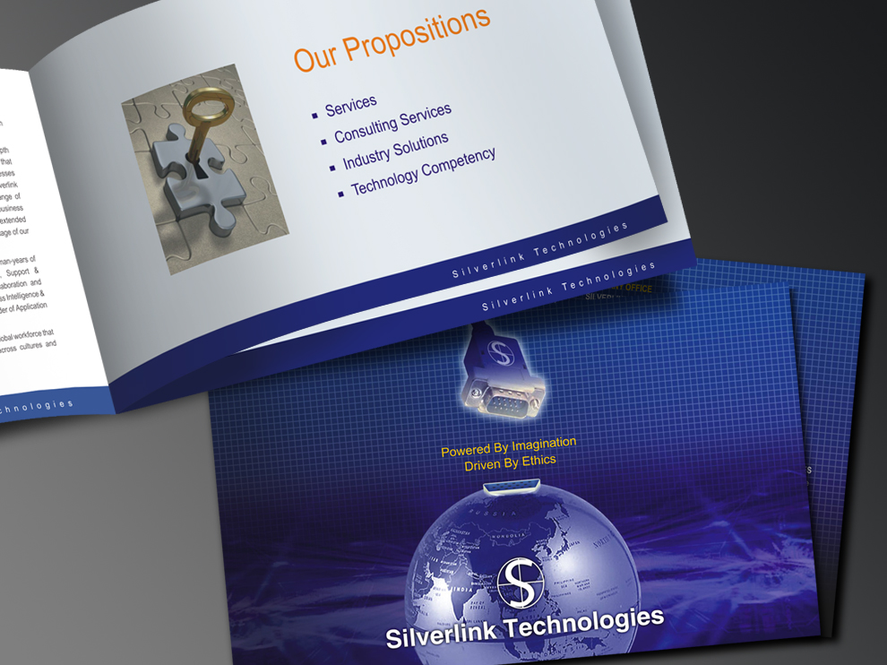 Silverlink Technologies Booklet
