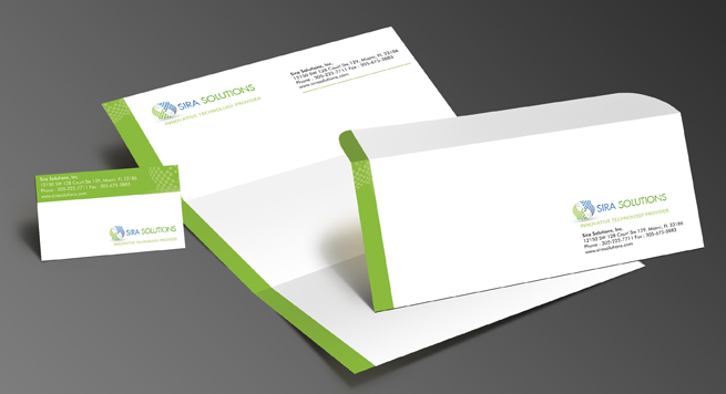 Sira Solutions Stationery Set